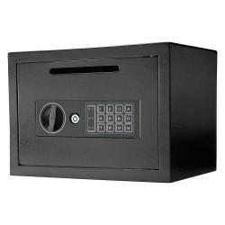 Barska - AX11934 - Barska AX11934 Steel Deadbolt Lock Floor Mat Compact Keypad Depository Safe