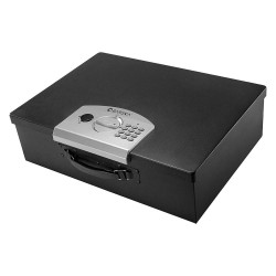 Barska - AX11910 - Barska AX11910 Steel Locking Latch Digital Portable Singe Keypad Lock Box