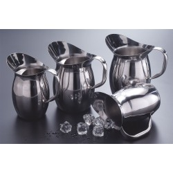 American Metalcraft - BPG67 - Bell Pitcher w/Ice Guard, 68 oz.
