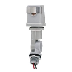 Intermatic - K4223C - Photocontrol, 208 to 277VAC Voltage, 4150 Max. Wattage, Stem and Swivel Mounting