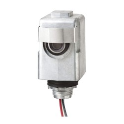 Intermatic - K4421M - Photocontrol, 120VAC Voltage, 1800 Max. Wattage, Stem Mounting