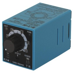 Eaton Electrical - TRFP240AC - Eaton TRFP240AC Timing Relay, Signal Triggered, 24VAC Coil, 11-Pin, 100-240VAC, 2PDT