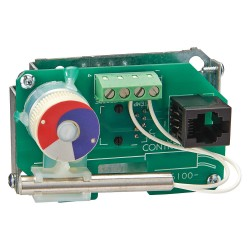 Johnson Controls - TE-6100-12 - Temp Sensor, Nickel 1k ohm, Phone Jack
