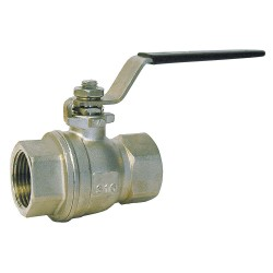 Other - SSF-150 - 316 Stainless Steel FNPT x FNPT Ball Valve, Lever, 1-1/2 Pipe Size