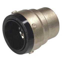 Cash Acme / Reliance - SB0454 - DZR Brass End Cap