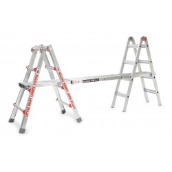 Little Giant - 10069 - Little Giant 10069 Ladder 6' - 9' Telescoping Work Plank 250 lb. Capacity