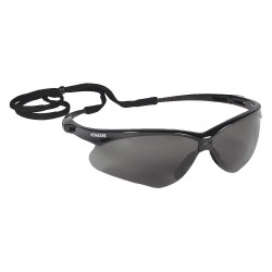 Jackson Safety - 22475 - V30 Nemesis Anti-Fog, Scratch-Resistant Safety Glasses, Smoke Lens Color