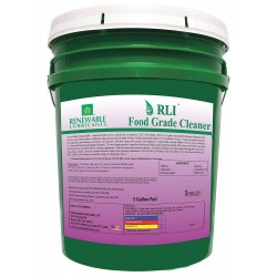 Renewable Lubricants - 87814 - 5 gal. Food Equipment Cleaner, 1 EA