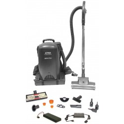 Atrix - VACBP36V - Battery Backpack Vac, Atrix Battery Backpack Vacuum with 4-Stage Filtration (Each)
