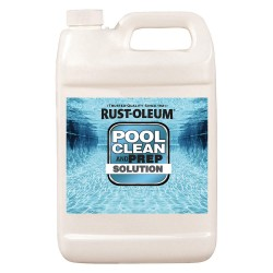 Rust-Oleum - 270384 - Pool Liquid Clean and Prep Solution, 1 EA