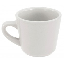 Crestware - AL11 - Cup, Tall, Bright White, 7 oz., PK36