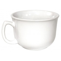 Crestware - AL24 - Mug, Bright White, 24 oz., PK24
