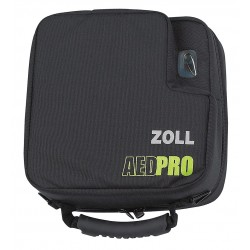 Zoll Medical - 8000-0810-01 - AED Protector Case, 3x11x12, Canvas, Black