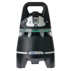 Draeger - 8324825 - Comb Gas Detector, 24A/hr., Diff Cap, Pump