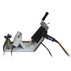 B hnen - HB 500HT - Glue Gun, Includes Adjustable Temperature, Air Service Unit, For Use With: HB 700KD Extrusion, HB 71