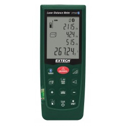 Extech Instruments - DT500 - Laser Distance Meter 229 ft. Max. Distance, 1/16 Accuracy