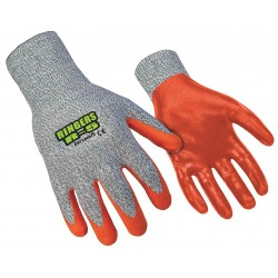Ringers Gloves - 045-10 - Cut Resistant Gloves, HPPE Palm, L, PR