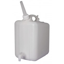 SP Industries - 11859-0010 - Jerrican with Spigot, 1EA