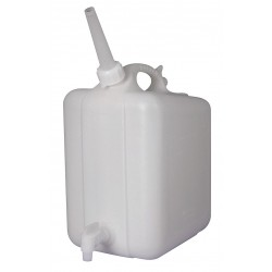 SP Industries - 11859-0050 - Jerrican with Spigot, 1EA