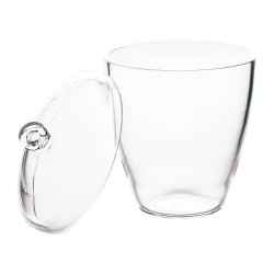 Chemglass - Cgq-4000-04 - Crucible Quartz W/lid 100ml (each)