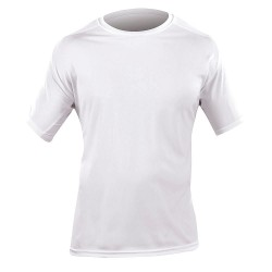 5.11 Tactical - 40007 - Loose Fit Crew Shirt, Wht, 100 per. PET, XS