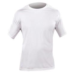 5.11 Tactical - 40007 - Loose Fit Crew Shirt, Wht, 100 per. PET, XS