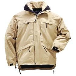 5.11 Tactical - 48032 - Parka, Jacket, XS, Coyote