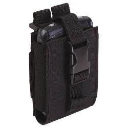 5.11 Tactical - 56030 - LG C5 Smartphone/PDA Case, Black 1050 D Nylon, 3-3/4 Height, 2-3/4 Width, 7/8 Depth