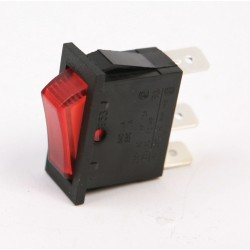 APW Wyott - 1305610 - Switch, Lighted Red