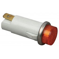 Blodgett - 15709 - Light, Indicator 125V Amber, Round
