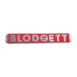 Blodgett - 16470 - Nameplate