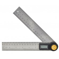 Johnson Level - 1888-0700 - Digital Angle Finder, SS, 7 In L