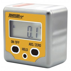Johnson Level - 1886-0200 - Digital Angle Finder, Magnetic, 3 Button