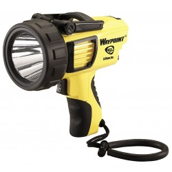 Streamlight - 44910 - LED Spotlight, Plastic, Maximum Lumens Output: 1000, Yellow, 6.75
