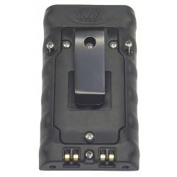 Industrial Scientific - 17131038-4 - 3.7VDC Li-Ion Replacement Battery Pack, Black, 1 EA