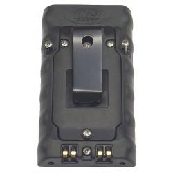 Industrial Scientific - 17131038-5 - 3.7VDC Extended Range Li-Ion Replacement Battery Pack, Black, 1 EA
