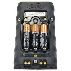 Industrial Scientific - 17131046-6 - 4.5VDC AA Alkaline Replacement Battery Pack, Black, 1 EA