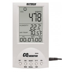 Extech Instruments - CO220 - Desktop Indoor Air Quality CO '' Monitor