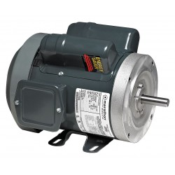 Marathon Electric / Regal Beloit - 56C17F5358 - 1/3 HP General Purpose Motor, Capacitor-Start, 1725 Nameplate RPM, Voltage 115/208-230, Frame 56C