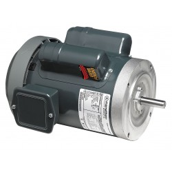 Marathon Electric / Regal Beloit - 5KC42GN0018X - 1/2 HP General Purpose Motor, Capacitor-Start, 1725 Nameplate RPM, Voltage 115/230, Frame 56C