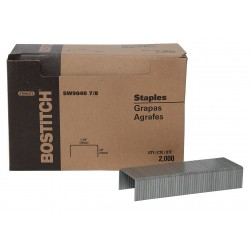 Stanley Bostitch - SW90407/8 - Sw9040-7/8 Staples Bostitch 2000/box (moq=10)