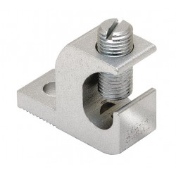 Burndy - BGBL-250 - Mechanical Connector, Tin-Plated Aluminum, Max. Conductor Size: 250 kcmil Stranded, 4/0 AWG Solid