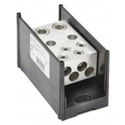 Burndy - BDB245001 - Burndy BDB245001 Power Distribution Block, 1 Pole, 4 AWG to 500 MCM, 760 Amp