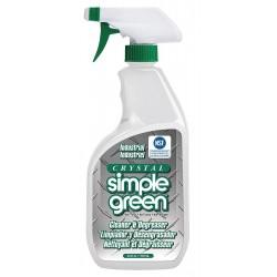 Simple Green - 0610001219024 - Non-Solvent Cleaner/Degreaser, 24 oz. Spray Bottle