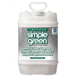 Simple Green - 0600000119005 - Non-Solvent Cleaner/Degreaser, 5 gal. Jug