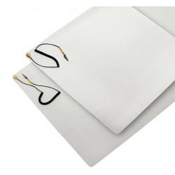 Eclipse Enterprises - 900-114 - Dissipative Table Mat, 4 x 2 ft, w/Strap