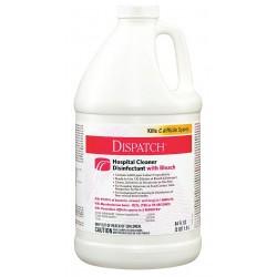 Clorox - 68973 - Clorox Healthcare Bleach Germicidal Cleaner Gallon - Ready-To-Use Liquid - 1 gal (128 fl oz) - 6 / Carton - Clear