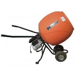 Kushlan Products - 600DD - Wheelbarrow Mixer, 6 cu ft, 115V, 3/4HP