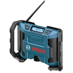 Bosch - PB120 - Bosch PB120 12-Volt 2 x 5 Watt Max Ultra-Thin AC/DC High-Performance Radio