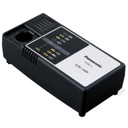 Panasonic - EY0L11B - Battery Charger, Universal, Number of Ports: 2